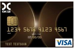 OKQ8-kreditkort